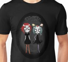 Best of friends Ruby & Creepie Unisex T-Shirt