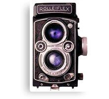 Rolleiflex HD Canvas Print