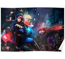 Team Riot Poster