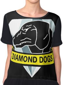 Diamond Chiffon Top