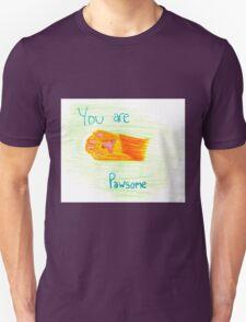 Pawsome T-Shirt