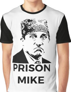 Prison Mike - The Office (U.S.) Graphic T-Shirt