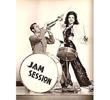 Jam Session Photographic Print