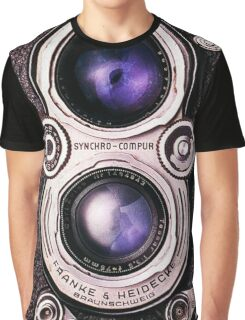 Rolleiflex HD Graphic T-Shirt