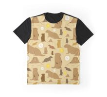 Groundhogs Graphic T-Shirt