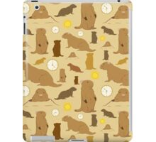 Groundhogs iPad Case/Skin