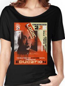 albert Women's Relaxed Fit T-Shirt