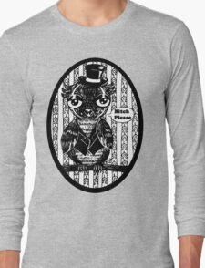 I'm an owl, I do what I want Long Sleeve T-Shirt