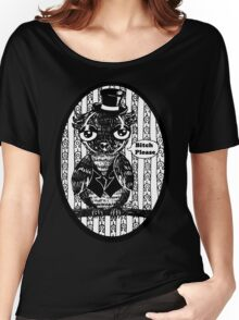 I'm an owl, I do what I want Women's Relaxed Fit T-Shirt