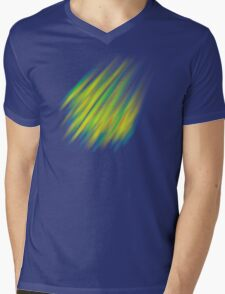 Colorful brush strokes Mens V-Neck T-Shirt