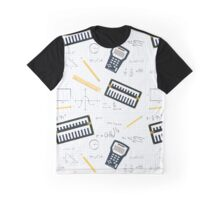 Math Graphic T-Shirt