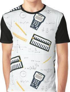 Math Graphic T-Shirt