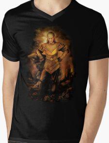 Vigo the Carpathian Mens V-Neck T-Shirt