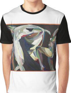 Vintage famous art - Arthur Bowen Davies - Dances Graphic T-Shirt
