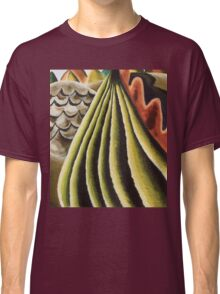 Vintage famous art - Arthur Garfield Dove - Fields Of Grain As Seen From Train Classic T-Shirt