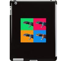 Warhol Gecko iPad Case/Skin