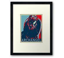 Codename Archangel Framed Print
