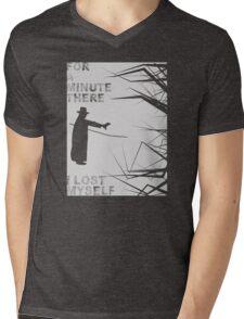 The Karma Police. Mens V-Neck T-Shirt