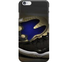 Nike Air Jordan XI Retro Space Jam  iPhone Case/Skin
