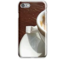Café  iPhone Case/Skin