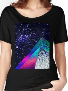 MAGIC MOUNTAINS: Nut, Goddess of Night Women's Relaxed Fit T-Shirt