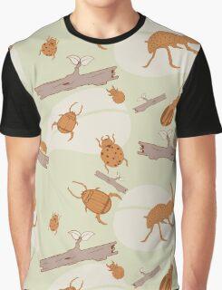 Beetles Graphic T-Shirt