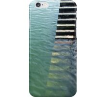 Steps down to Campbeltown Loch iPhone Case/Skin