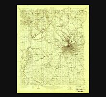 USGS TOPO Map Alabama AL Montgomery 305463 1927 48000 Unisex T-Shirt