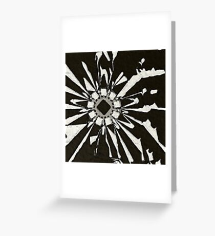 All Or Nothing Greeting Card