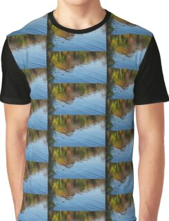 Reflecting on Autumn  Graphic T-Shirt