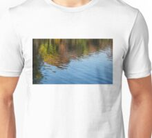 Reflecting on Autumn  Unisex T-Shirt