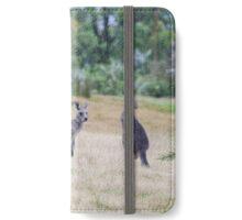 Kangaroo Trio iPhone Wallet/Case/Skin