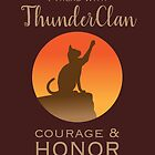 ThunderClan Pride by chimeraarts