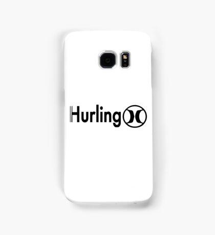 Hurling Samsung Galaxy Case/Skin