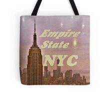 Empire State NYC Tote Bag