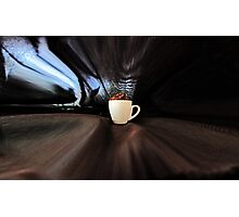 Coffee  To Go Photographic Print
