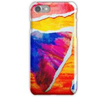 Oil pastel designs  iPhone Case/Skin