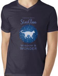 StarClan Dreams Mens V-Neck T-Shirt