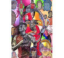 Arsenal Rising Photographic Print
