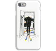cover up iPhone Case/Skin