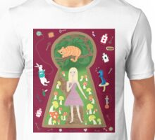 Alice (Fairy Tale Fashion Series #4) Unisex T-Shirt