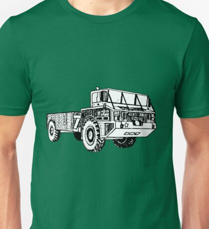 BIG TRUCK-2 Unisex T-Shirt