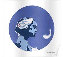 """""""Swan Queen"""" Poster"""