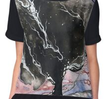 From The Stars We Are Born Chiffon Top