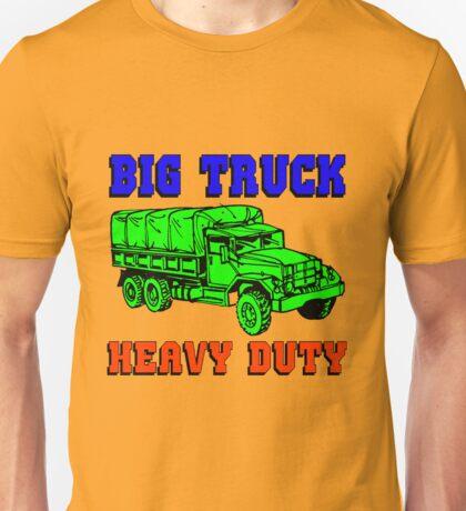 BIG TRUCK-HEAVY DUTY Unisex T-Shirt