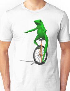 DAT BOI FROG MEME INTERNET PEPE RARE Unisex T-Shirt