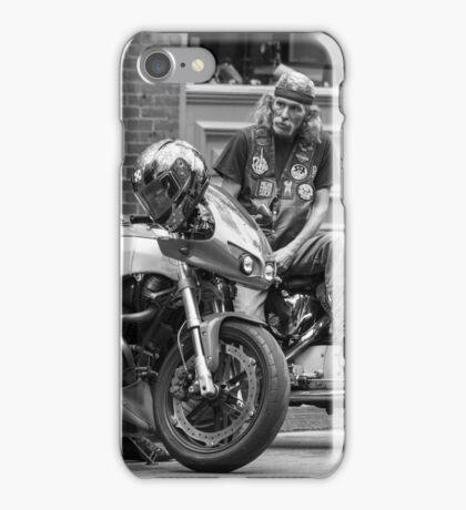 Nashville Bikers  iPhone Case/Skin