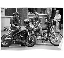 Nashville Bikers  Poster