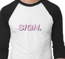 SIGH Men's Baseball ¾ T-Shirt