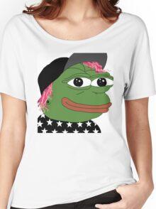 Josh pepe Women's Relaxed Fit T-Shirt
